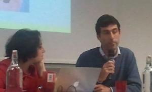 Marco Sacco al convegno di Parma del 6 novembre 2015